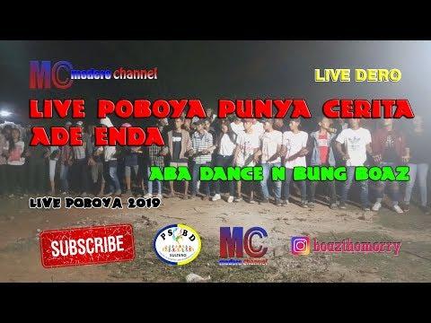 """LIVE DERO POBOYA """" ADE ENDA"""" - ABA DANCE N BUNG BOAZ"""