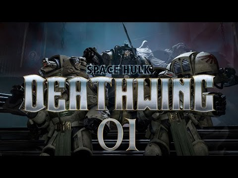 Space Hulk Deathwing #01 Boarding - Gameplay / Let's Play