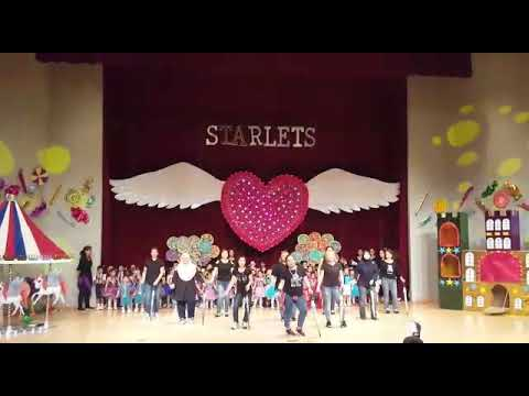 2017 Carpe Diem Starlets 1 Teacher's Dance