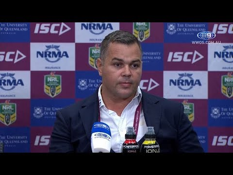 NRL Press Conference: South Sydney Rabbitohs - Round 23