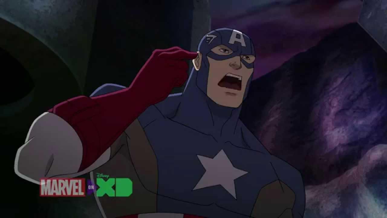 avengers assemble season 1 episode 2