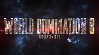 KOTD Presents World Domination 8 Match Up Announcement 5 | #WD8