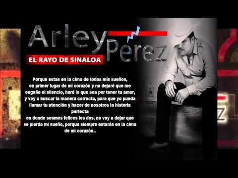 En La Cima-Arley Perez (Con Letra)
