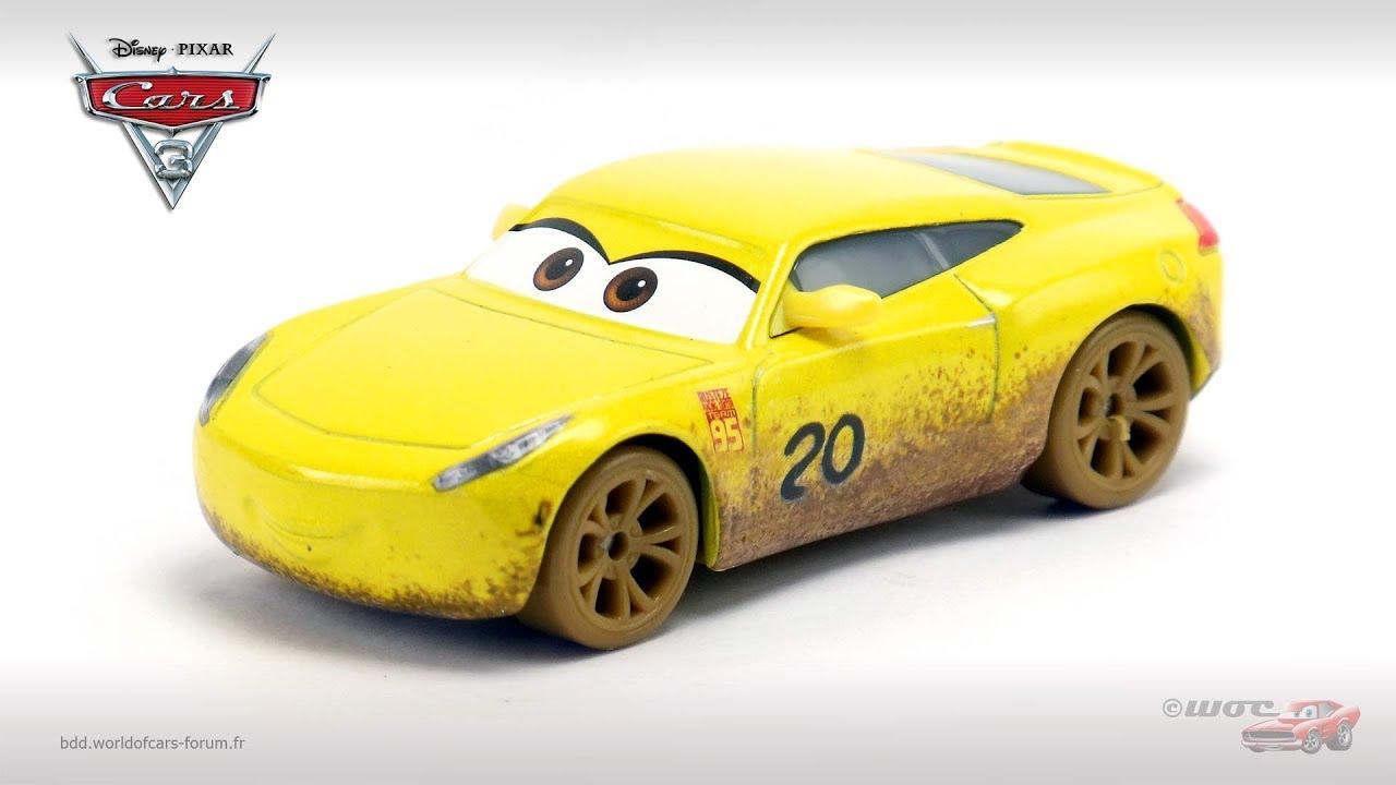 Bdd World Of Cars Cruz Ramirez As Frances Beltline Youtube
