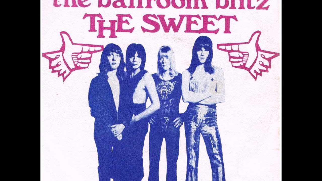 Sweet Ballroom Blitz
