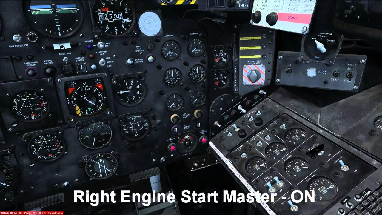 Canberra PR9 - Just Flight