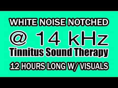 white-noise---notch-filtered-at-14-khz-for-tinnitus-therapy-w/-visuals