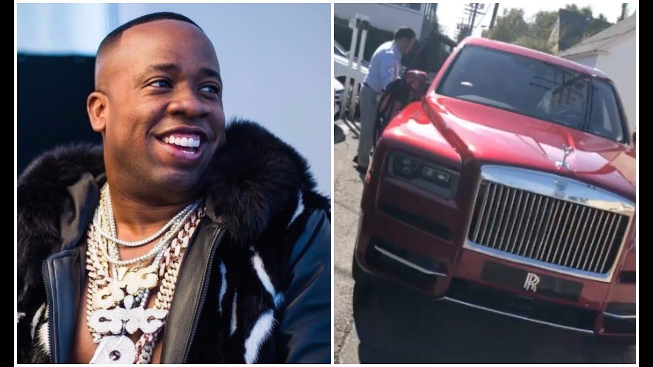 Yo Gotti Gets Rolls Royce Truck First Rapper To Drop 650k On Car