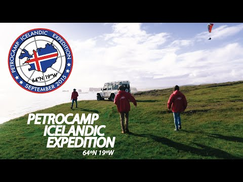 PETROCAMP ICELANDIC EXPEDITION