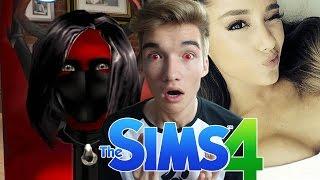 EEN DUIVELSKIND MAKEN?! & ARIANA GRANDE VALT OP MEISJES - The Sims 4 #102