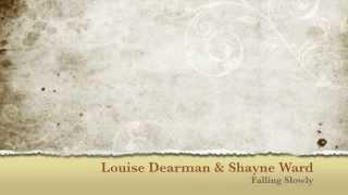 Glen Hansard & marketa irglova cover by Louise Dearman & Shayne Ward - Falling Slowly