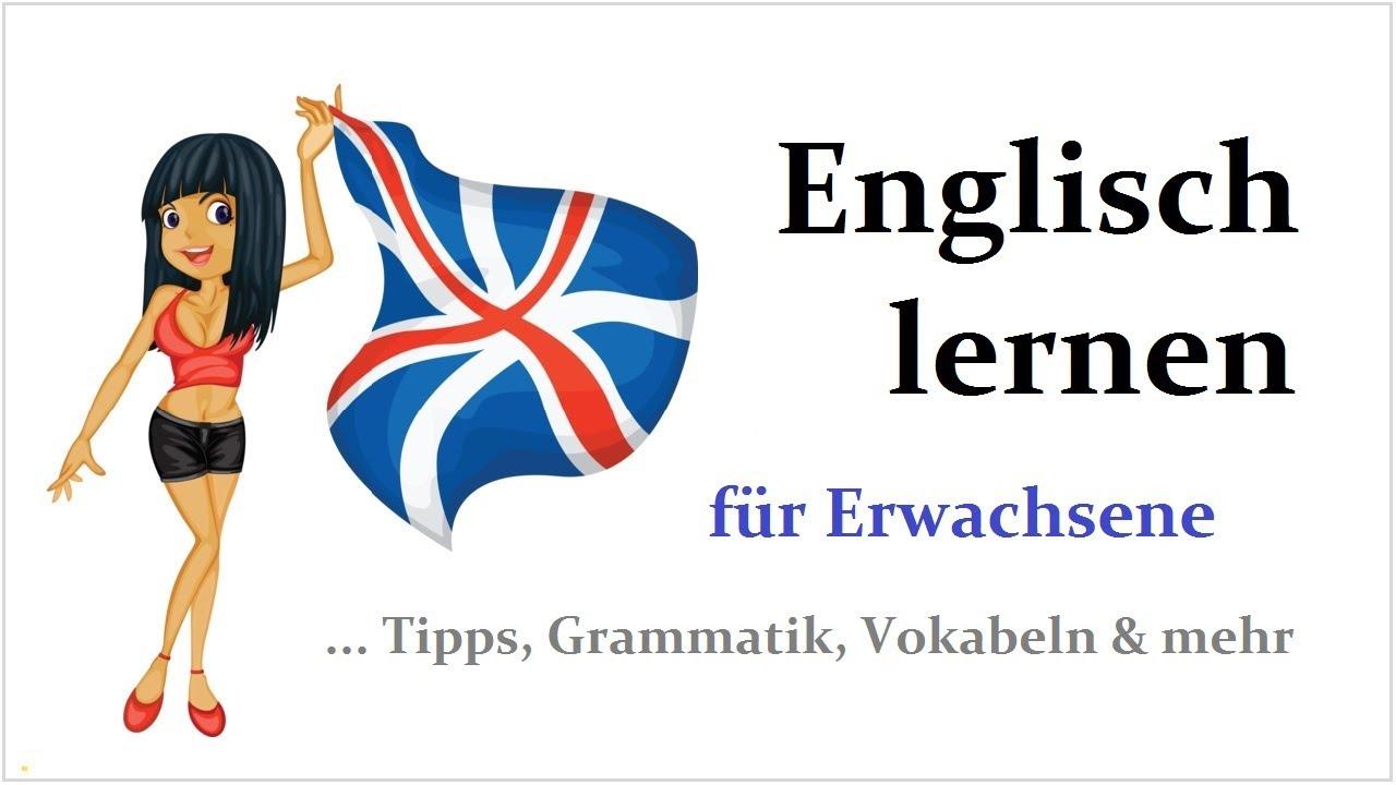 Englisch Lernen ☆ Unregelmäßige Verben im Englischen