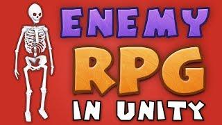 Gegner-KI - ein RPG in der Einheit (E10)