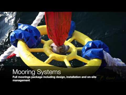 Gael Force Marine - Moorings Services