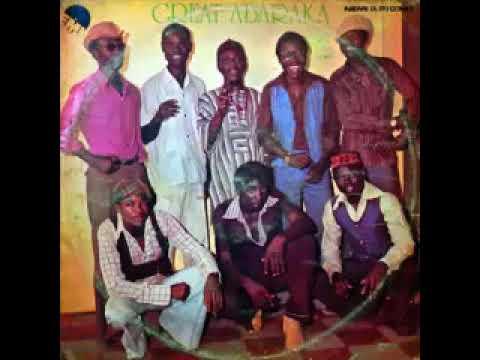 Download Great Abaraka – S/T : 70's NIGERIAN Highlife Soukous Guitar Folk Music FULL Album Songs 9ja LP