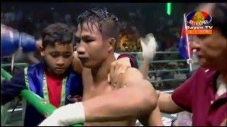 khmer Boxing ឃីម ឌីម៉ា និង ថៃ