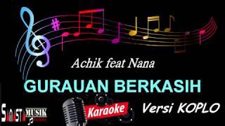 Gambar cover Gurauan Berkasih | Karaoke Koplo