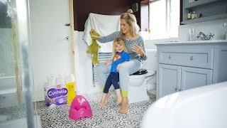 #ad How to: Go Potty with Mother Pukka!