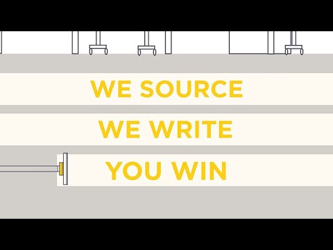 We Source | We Write | You Win - Facilities Tenders