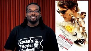 Mission Impossible Rogue Nation Movie Review (2015) (SPOILER-FREE)