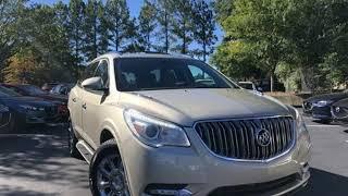 Used 2015 Buick Enclave Roswell GA Atlanta, GA #5343P - SOLD