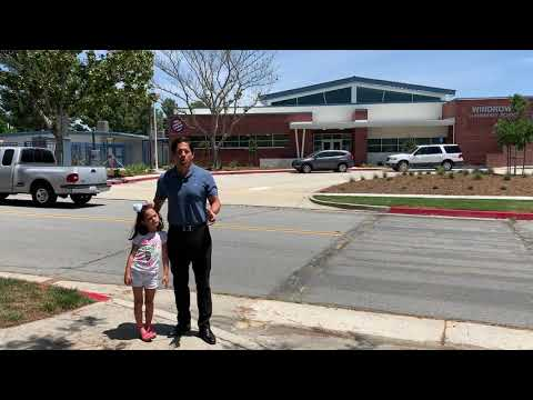 School Guide of Windrows Elementary School, Rancho Cucamonga, California