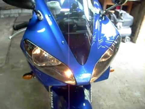 yamaha yzf r1 2000r rn04 akrapovi youtube. Black Bedroom Furniture Sets. Home Design Ideas