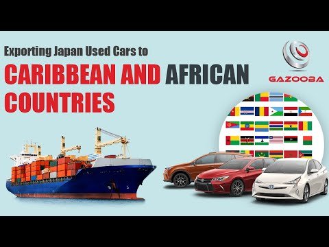 Import Used Cars in Caribbean Countries, Import Used Cars in Africa, Japan Car Exporter