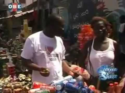 Sierra Leone / Obe TV / The Salone Show