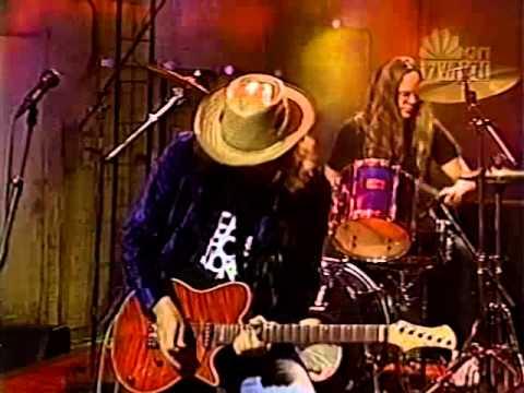 "The Bottle Rockets ""Radar Gun"" live on Conan 1995"