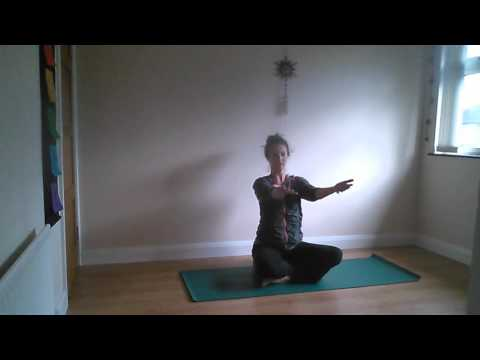 Gentle Morning Yoga with Julie (Yogabelfast)