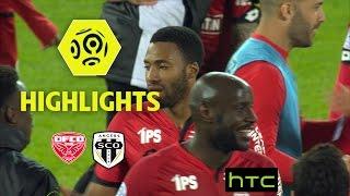 Dijon FCO - Angers SCO (3-2) - Highlights - (DFCO - SCO) / 2016-17