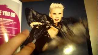 P!nk Greatest Hits.. So Far Unboxing