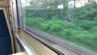 115系快速新井行 柿崎から犀潟までの乗車動画