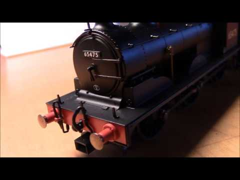 HORNBY J15 UNBOX REVIEW AND RUNNING