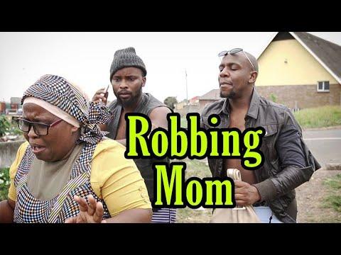 ekasi gangsters ep 5 - robbing mom
