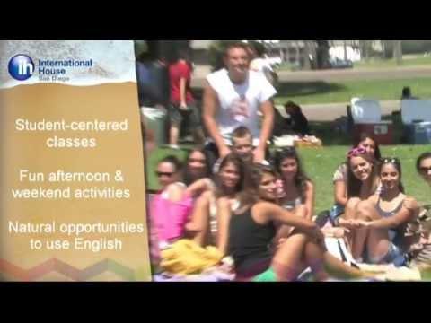 青少年暑期夏令營, International House(IH), San Diego