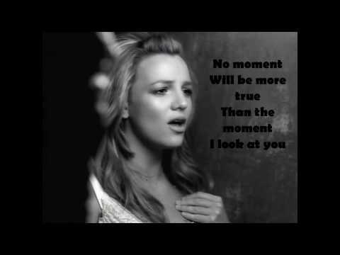 Britney Spears - Someday (lyrics).wmv