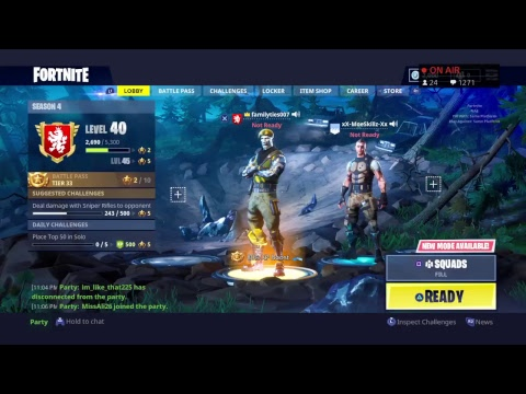 GIVEAWAY  KING IS BACK FORTNITE PSN N XBOX CODES