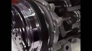 What's inside a Cars Air Conditioning Compressor