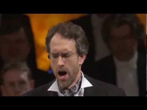 J.S. Bach Christian Immler Weihnachtsoratorium Christmas Oratorio 'Grosser Herr, o starker König'