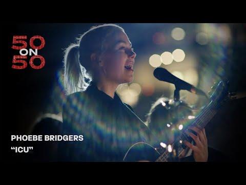 "50on50: Phoebe Bridgers ""ICU"" Live at the Los Angeles Memorial Coliseum"