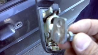Ремонт дверных ручек на Volkswagen(, 2014-10-13T13:23:51.000Z)