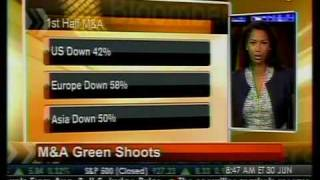 M&A Green Shoots - Bloomberg