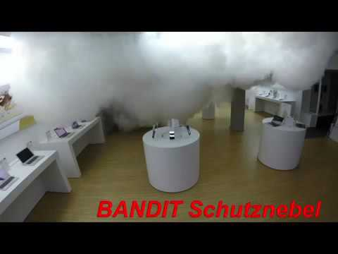 FOG BANDIT Apple Store Protection Germany