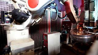 igm PV Flexible Manufacturing System with igm welding robots_en