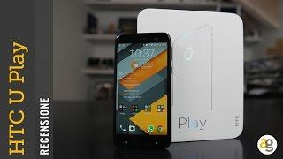 RECENSIONE HTC U Play
