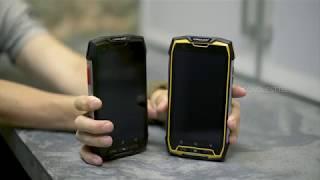 российский обзор обновленного промышленного смартфона Conquest S9 Pro