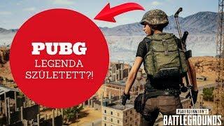 PUBG: Legenda született?! | A Battle Royale játékok forradalma || PlayerUnknown's BattleGrounds