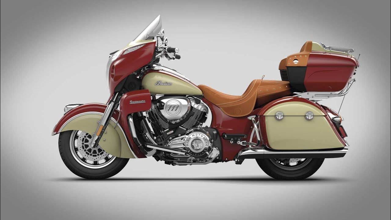 2015 Indian Motorcycle Roadmaster Video At Eicma Bike